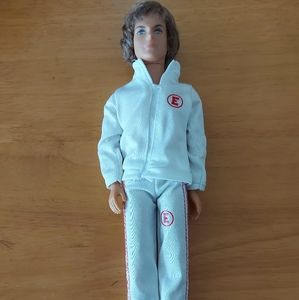 """Troy High school musical action figure. 12"""""""